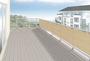 sichtschutz balkon mit balkonverkleidung balkonumrandung sonnensegel markise. Black Bedroom Furniture Sets. Home Design Ideas