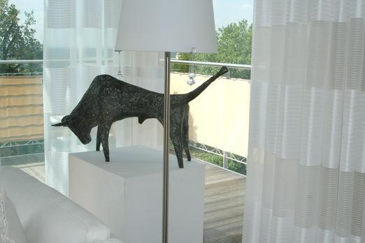 terrasse windschutz mit hochwertiger balkonblende sonnensegel markise. Black Bedroom Furniture Sets. Home Design Ideas