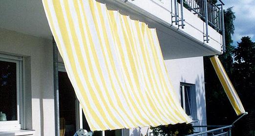 Regenschutz Balkon Sonnensegel Markise
