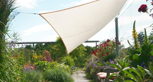 Regenschutz Terrasse Sonnensegel Markise